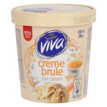 Jäätis kreembrülee Super Viva 450ml/260g