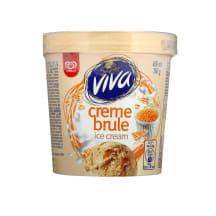 Creme brulee ledai SUPER VIVA, 450 ml