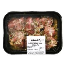 Tradicinis kiaulienos kumpio šašlykas, 1kg