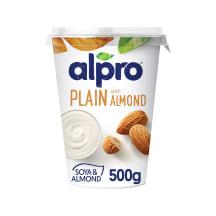 Sojas produkts Alpro ar mandelēm, fermen.500g