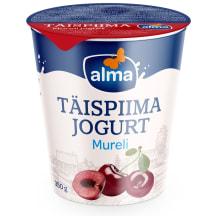 Nen. pieno jogurtas su trešn. ALMA, 3,2%,350g