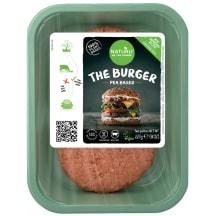 Burgers Naturli uz zirņu olbaltaltum.bāz.227g