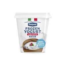 Jogurta saldējums Dalana bez piedevām 350g