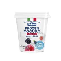 Šald. jogurtas su įv. uogom DALANA, 350g