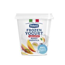 Jogurta sald. Dalana mango un pasifloras 350g