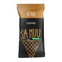 Kohvijäätis vahvlik. La Muu öko 90g/150ml