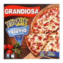 Šald. pica su kumpiu ir sūriu GRANDIOSA, 350g