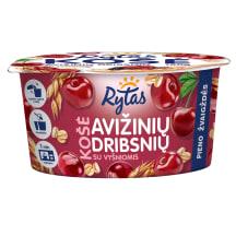 Avižin. dribsnių košė su vyšniomis RYTAS,150g