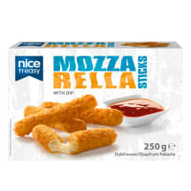 Mozzarella nūjiņas saldētas 250g