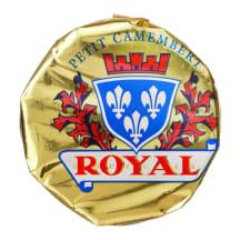 Sūris CAMEMBERT ROYAL ERMITAGE,125g