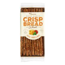 Kvietinės duonelės su sūriu ir pom.130g