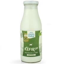 Ekologiškas ožkos pieno kefyras BIO, 4%,500ml