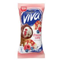 Sūrio pyrago skon. valg. ledai SUPER VIVA,98g