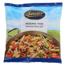 Köögiviljasegu Wokmix Thai külmut. 400g