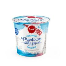 Jogurt Prantsuse maitsest. Farmi 150g