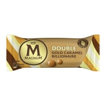 Jäätis Double Caramel Billionaire 85ml/71g