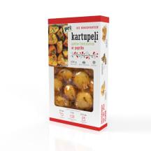Kartupeļi vārīti ar papriku 430g