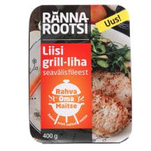 Grill-liha seavälisfileest Liisi 400g