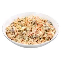 Salotos su vištiena ir slyvomis, 1 kg