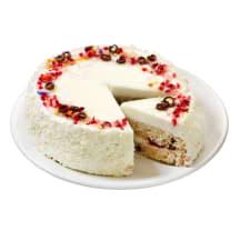 Tortas su anakardžių riešutų biskvitu, 1 kg