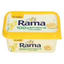 Margarinas RAMA CLASSIC, 75 % rieb., 450 g