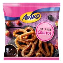 Virtuļi Spāņu churros saldēti 300g