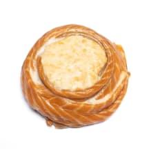 Laša groziņš ar sieru karsti kūpināts kg