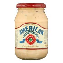 AMERIKIETIŠKAS majonezas, 47 %, 420 g