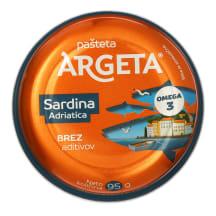 Sardinių paštetas ARGETA, 95 g