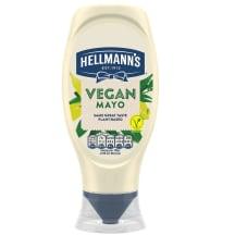 Majonezas HELLMANN'S VEGAN, 72 %, 430 ml