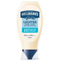Majonezas HELLMANN'S LIGHTER THAN LIGHT,430ml