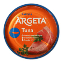 Tuno paštetas ARGETA, 95 g