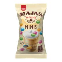 Saldējums Mājas Minis vafeļu glāz. 120ml/68g