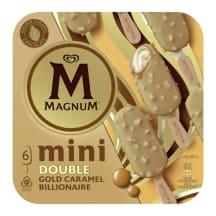 Jäätis topelt karamell Magnum 6x55ml/6x47g