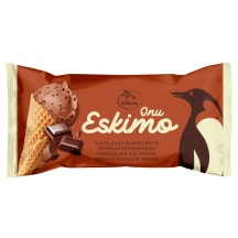 Šokolaadi-koorejäätis Onu Eskimo 165ml/80g