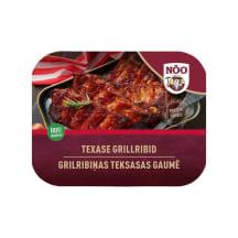 Grilribiņas Teksasas gaumē kg