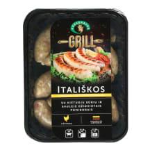 ITALIŠKOS vištienos dešrelės KREKENAVOS,500g