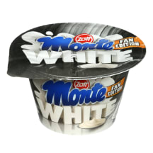 Pieninis desertas ZOTT MONTE WHITE, 150 g