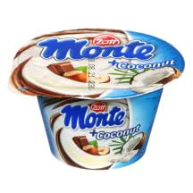 Pieninis desertas su kokosais ZOTT MONTE,150g