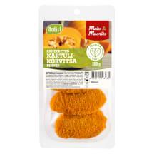 Paneeritud kartuli-kõrvitsa pihvid M&M 300g