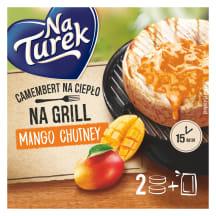 Grilljuust mango chutney kastme. Naturek 230g