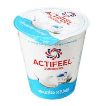 Graikiško tipo jogurtas ACTIFEEL, 0,2 %, 300g
