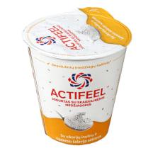 Jogurtas su šalavijo sėkl. ACTIFEEL,2,7%,300g