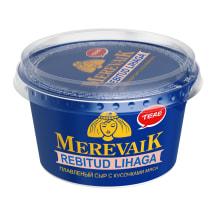 Sulatatud juust rebitud liha Merevaik 200g