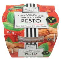 Pesto päiksekuivatatud tomati & mandli 150g