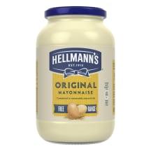Majonezas HELLMANN'S ORIGINAL, 855 ml