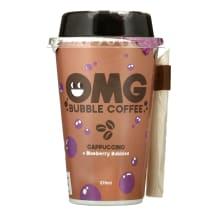 Kavos gėrimas su mėlyn. sk. burb. OMG, 270 ml