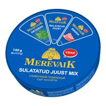 Sulatatud juust MIX Merevaik 140g