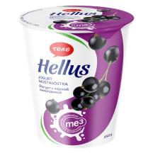 Jogurt mustasõstra Hellus 350g