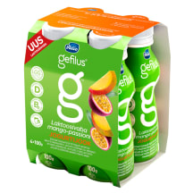 Jog.jook mango-passion Gefilus 4x100g
